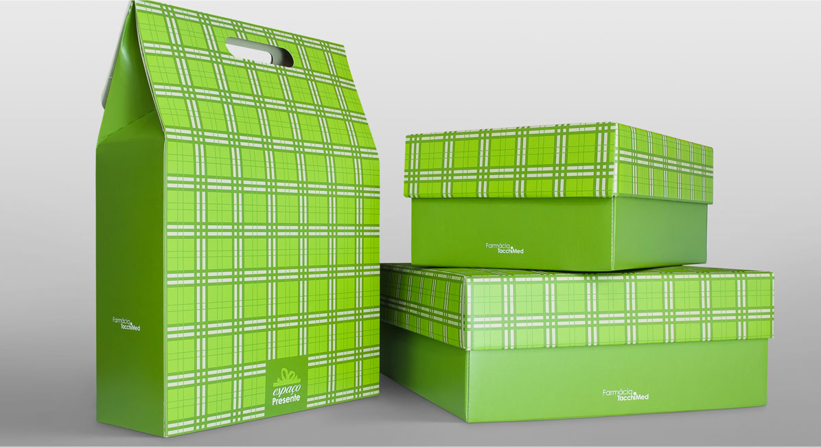 Tacchini - Caixa presentes