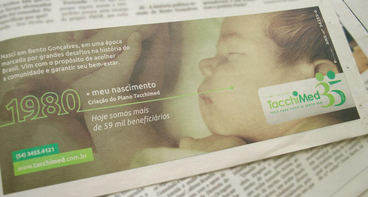 Anúncio Jornal